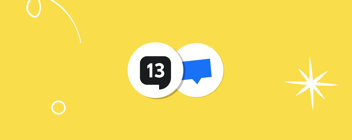 13Chats — a more functional alternative to Crisp