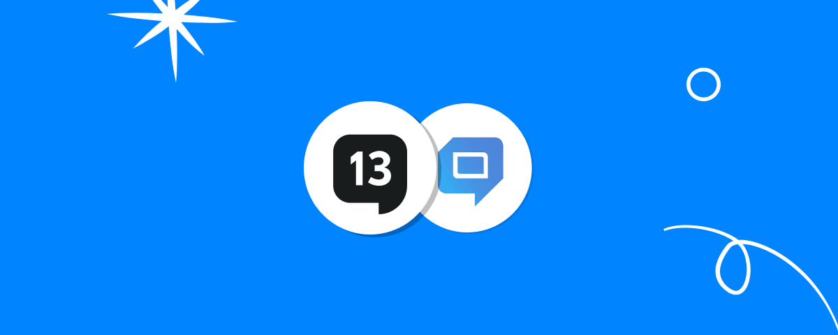 13Chats — an alternative to HelpCrunch